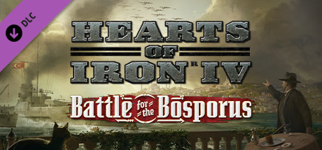 Hearts of Iron IV: Battle for the Bosporus (DLC) полная версия