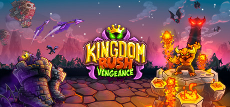 Kingdom Rush Vengeance (RUS) полная версия