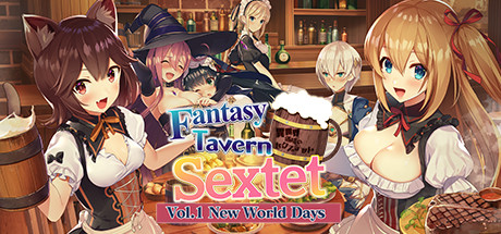 Fantasy Tavern Sextet Vol.1 New World Days (RUS) полная версия
