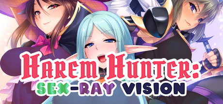 Harem Hunter: Sex-ray Vision (2021) (RUS) полная версия