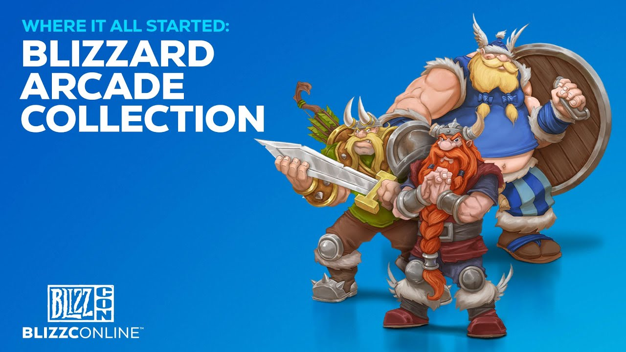 Blizzard Arcade Collection (2021) (RUS) полная версия
