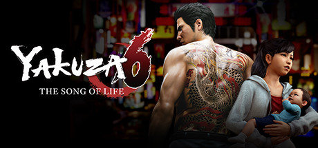 Yakuza 6: The Song of Life (2021) PC на русском языке