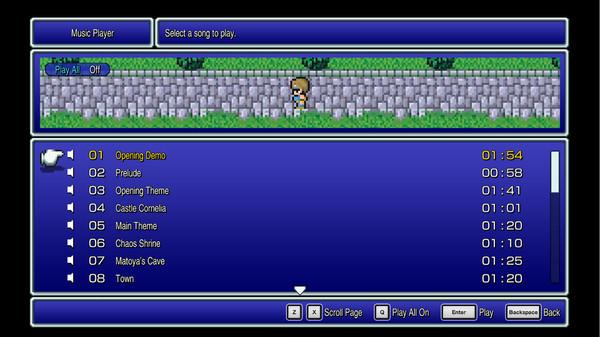 Скриншоты к FINAL FANTASY 1 + 2 + 3 (2021) PC полная версия
